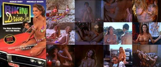 Bikini Drive-In (1995) Poster - Free Download & Watch Full Movie @ cinerotic.net