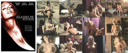Masseuse Returns (2002) Poster - Free Download & Watch Full Movie @ cinerotic.net